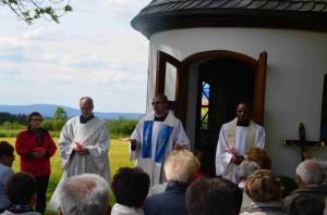 Sternwallfahrt zur Fatima-Kapelle am Steinhaus